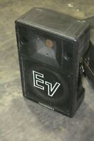 ONE Electro Voice EV Tapco The Entertainer 100S Portable PA Speaker