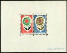 MONACO -  1964 foglietto Europa 5/1790