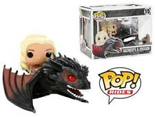 Game of Thrones Daenerys with Drogon Pop! Funko rides Vinyl figure n° 15