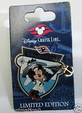 Disney Dcl Characters with Ship Minnie Mouse Pin