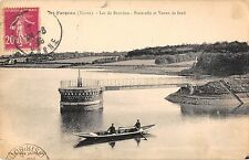 BR52320 lac de bourdon Saint Fargeau      France