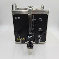 Curtis Gemini 120a Gem 120a Coffee Tea Brewer Gem 3 Satellite Server Only