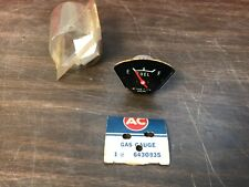 1967-72 CHEVY G10-G30 VAN GAS FUEL GAUGE NOS GM AC 719