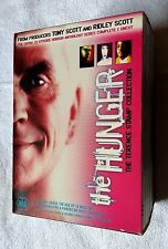 THE HUNGER – THE TRENCE STAMP COLLECTION – DVD, 6-DISC BOX SET, R-4, LIKE NEW
