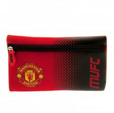 Manchester United FC Official Crested School Pencil Case Present Gift