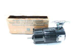 Bodine 34R4BFCI-Z4 Gearmotor 19rpm 1ph 1/15hp 115v-ac