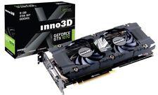 Inno3D GeForce GTX 1070 X2 8GB Graphics Card Best GPU PCI-Express G A M I N G