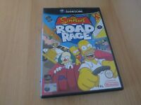 The Simpsons Road Rage - Nintendo Gamecube Game PAL VERSION