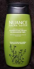 Nuance by Salma Hayek ~Prickly Pear Hydrating Body Cleansing Gel ~10 oz