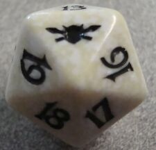 MTG LEGIONS SPINDOWN LIFE COUNTER WHITE D20