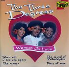 THE THREE DEGREES : WOMAN IN LOVE / CD