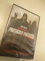 dvd MISION IMPOSIBLE -protocolo fantasma  con tom cruise   ( precintado nuevo )