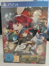 Persona 5 Phantom Thieves Edition PS4 Spiel Collector's Edition New & Sealed OVP