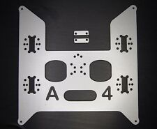 Anet A8 A6 Aluminium composit Heated Bed Support, Y carriage Plate