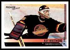1994-95 O-Pee-Chee Premier Special Effects Kay Whitmore #134