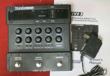 Digitech Vocalist Live 3 Vocal Harmony VL3 harmonizer vl-3 w/ Manual + Adapter!