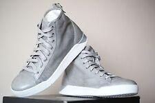 Diesel New Diamond Grey Shoes Size UK 6 EU 40