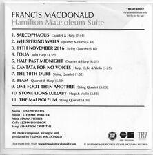 Francis Macdonald Hamilton Mausoleum Suite Promo CD Album