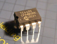 Tc4403cpa 1.5 A High Speed, floating Load Driver, Microchip