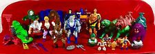 Vintage MOTU Masters Of The Universe He-Man + Thundercats Action Figure Toy Lot