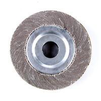 New 150*25mm Angle Grinder Flap Disc Sanding Abrasive Wheel Grit Aluminium Oxide