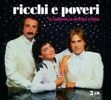 Box Le Canzoni Della Nostra Storia [3 CD] - Ricchi E Poveri RCA ITALIANA
