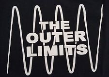 THE OUTER LIMITS BLACK CANVAS BACK PATCH