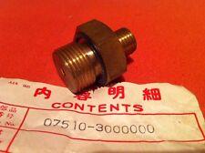 Manómetro Adaptador HONDA CB 750 K0 K1 RECAMBIO ORIGINAL 07510-3000000