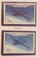 LOTS 2 Timbres NEUFS France poste *** AERIENNE  n° 38 NEUF ***