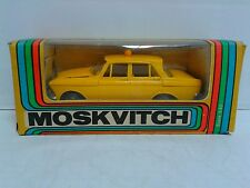 Tantal NOVOEXPORT CCCP USSR A8 Moskvitch 412 with the dome light 1/43 box? OVP?