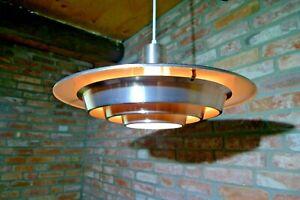 Dänische Deckenlampe Danish Design Lamp Fog Mørup / Louis Poulsen Ära Denmark