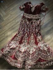 indian wedding dress pakistani