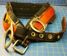 Buckingham Wood Pole Climbing Harness Belt Astm F887 Ansi A1014 Made In Usa