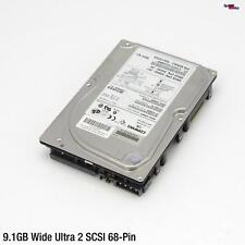 Wide Ultra 2 SCSI 9.1GB HDD Compaq BD00921937 10K.RPM 68-PIN 9J8005-046 68-PIN