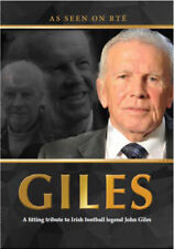 John Giles (DVD) (Soccer) (Leeds) (Manchester United) RTE Sports Available Now