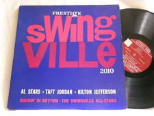 AL SEARS Rockin in Rhythm Taft Jordan Hilton Jefferson Swingville RVG mono dg LP