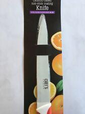 couteau cuisine 19 cm knife chef's choice découpe émincer lame blanche poignée