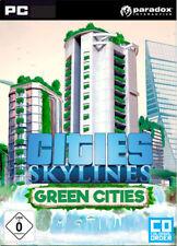Cities Skylines Green Cities DLC Steam Addon PC CD Key Download Code [DE/EU]