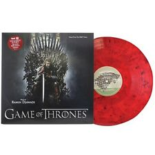 GAME OF THRONES Exclusive 2LP Set Blood Red Vinyl Limited to 1000 Units!