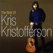 KRIS KRISTOFFERSON The Best Of CD BRAND NEW Rita Coolidge Joan Baez Dolly Parton