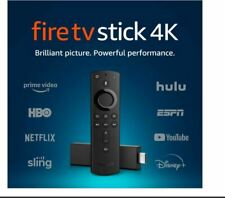 Fire TV Stick 4K streaming device with Alexa built in, Dolby Vision, includes Al