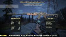 Fallout 76 Blutbefleckt Handgefertigt Waffen Bloodied Handmade Weapon B25050 PS4