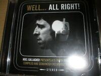 Mojo Presents Well... All Right! CD Album 2011 Buddy Holly Hank Mizell Bonobo