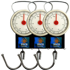 Seguro De Viaje Equipaje Escala Triple Pack, 3 x Peso de 32kg Portátil Maleta escalas