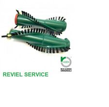 2 x SPAZZOLE//circa Spazzole adatto per Vorwerk Elektrobürste EB 351
