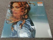 Madonna - Ray Of Light UK Exclusive BLUE Vinyl Record SEALED NEW RARE!