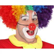 Naso Da Clown Pagliaccio Con Luce Led Travestimento Costume Carnevale dfh