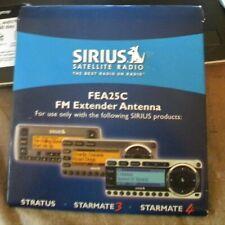 Sirius Satellite Radio Fm Extender Antenna Model: Fea25C