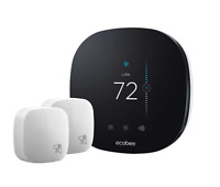 ecobee 3 Lite Smart Thermostat 2nd Generation with 2 Room Sensors