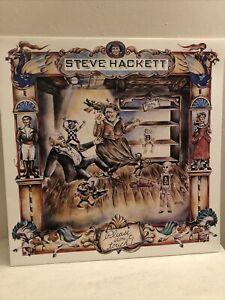 STEVE HACKETT - PLEASE DON'T TOUCH : VINYL LP